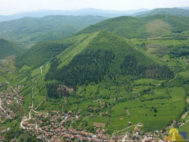 Die Pyramiden in Bosnien