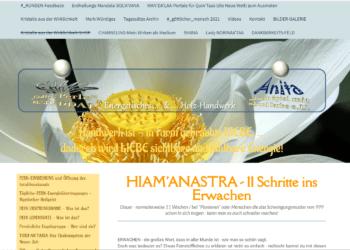 HIAM'ANASTRA – in 11 Schritte zum Erwachen
