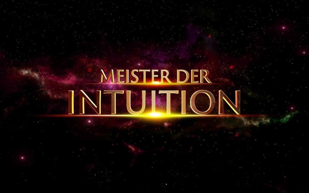 Meister der Intuition